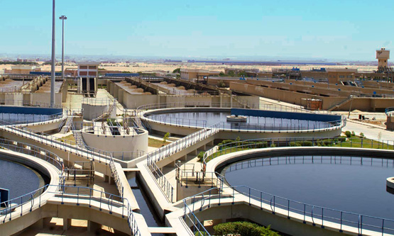 Water & Wastewater Treatment-Eximioustech