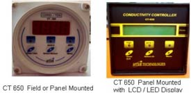 Conductivity Meters/ pH Meters/ Flow Meters