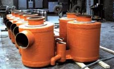 Fume  Absorbers, CO2 Absorbers, Seal Pots etc.